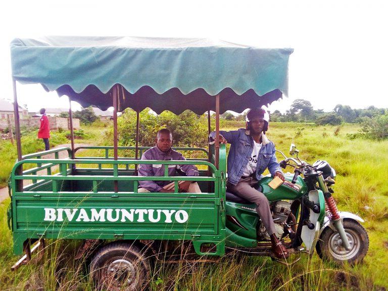 The Bivamuntuyo Ambulance